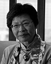 PHOTO: Carrie Lam (Lam Cheng Yuet-ngor)